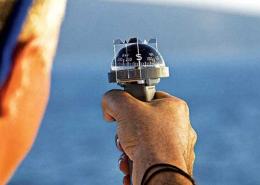 handheld compass